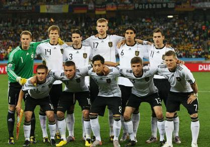 2010ドイツ代表