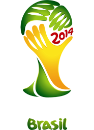 FIFA WORLD CUP - Brazil 2 (white)
