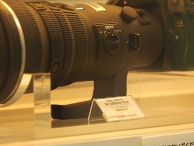 40-150mm PRO テレコンテレ端