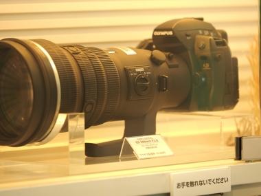 40-150mm PRO テレ端