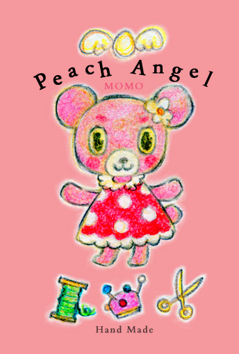 Peach Angel
