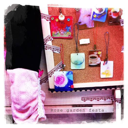 第1回、Rose garden festa in姫路ばら園