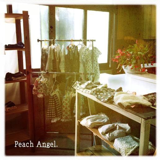 Peach Angel