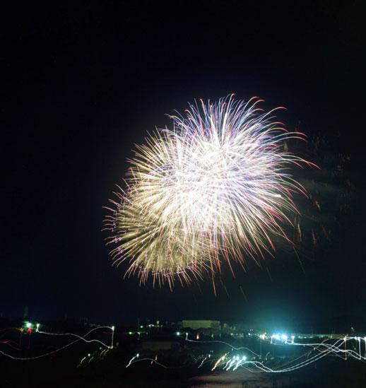 たつの 花火