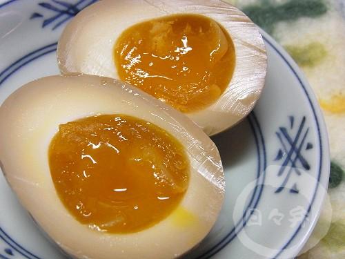 半熟 煮卵 レシピ