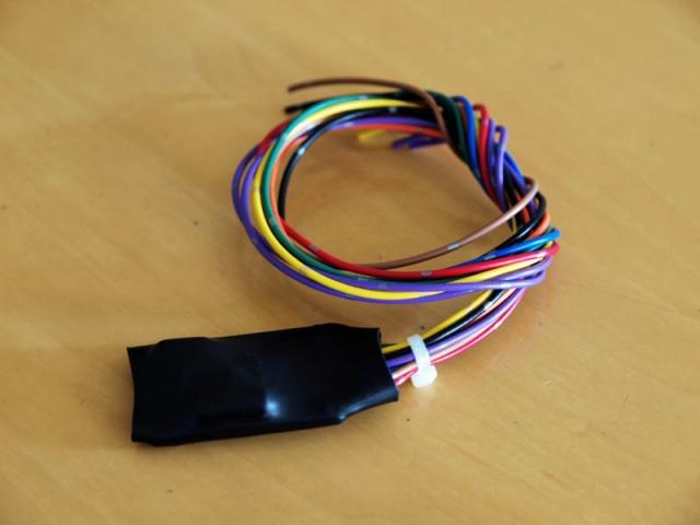 リバース連動ハザード制御装置2