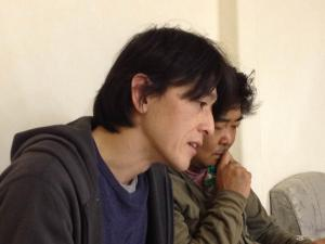 盛井&後藤。男前ショット