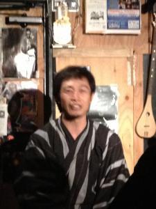 焼酎亭ロック(谷屋俊輔)さん