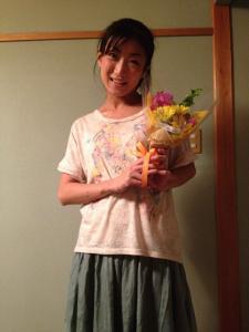 辻野加奈恵 little lover『おかえり。』終了