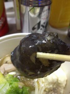 スッポン鍋3