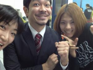 平田さん&福井ちゃんと
