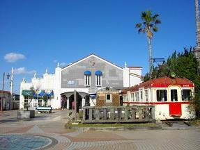 犬吠駅201012