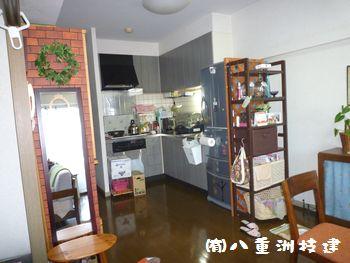 H様邸キッチン施工前②