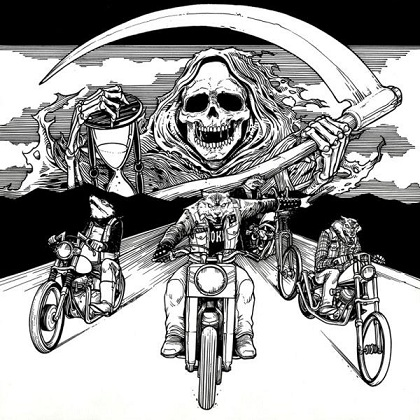 Ride With Death