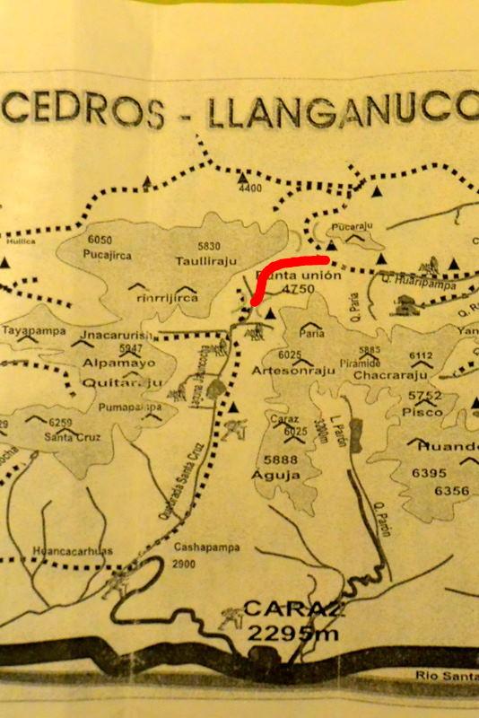 サンタクルス谷地図3