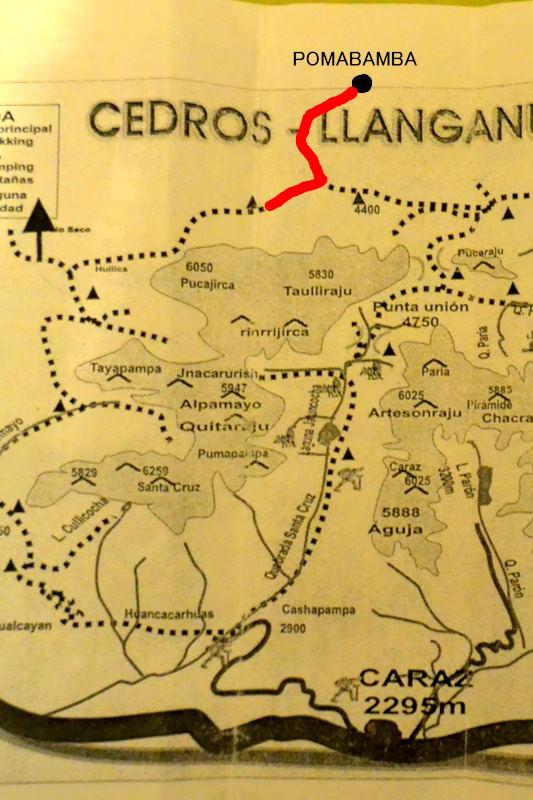 サンタクルス谷地図6