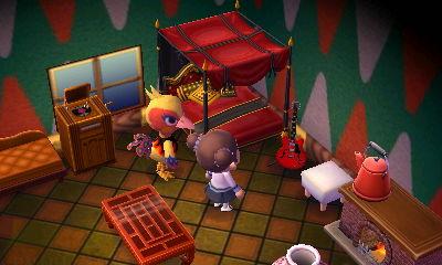 ヒノコの家に、俺のギターが!