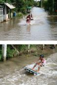 タイ洪水02