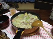 Mねぇやま鍋