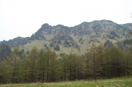 33黒斑山