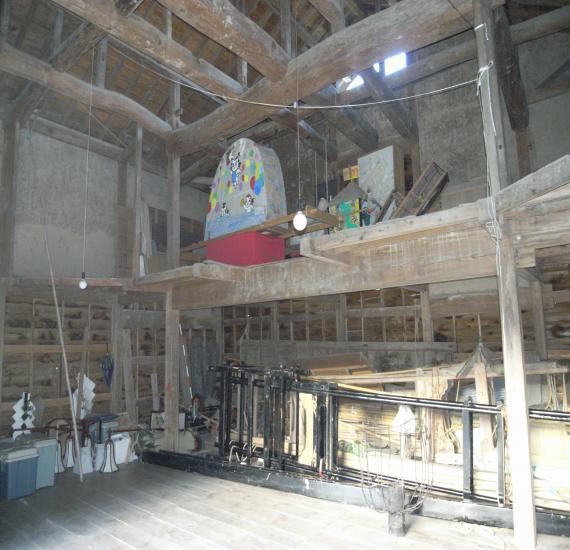 輪島農村舞台2