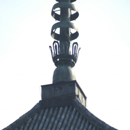 興福寺五重塔露盤