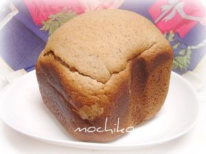 20101130ライ麦とスパイスのパン 早焼き