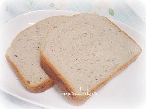 20101222フェンネルと紅茶のパン 早焼き
