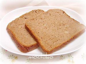 20110109コーヒーとシナモンとクルミのパン 早焼き