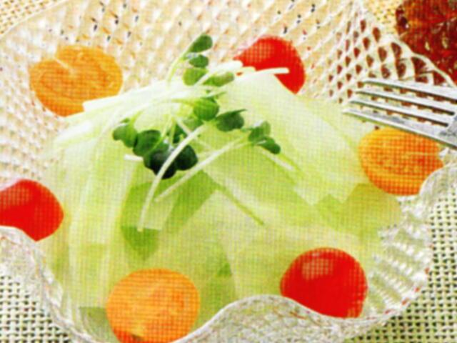 太胡瓜のサラダ