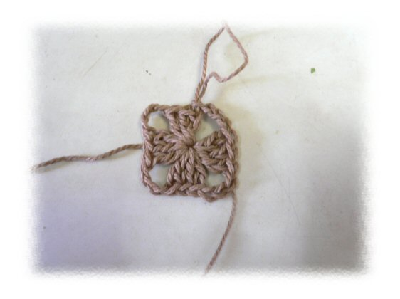 グラニーバッグ手編み2