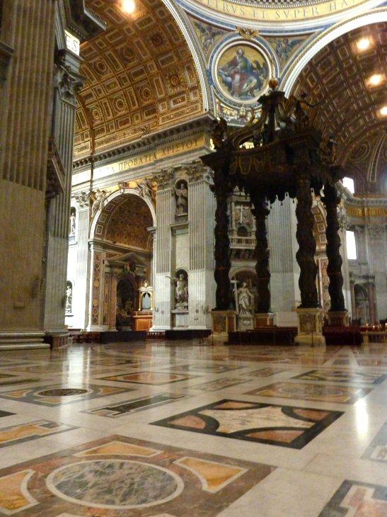 バチカン大聖堂10