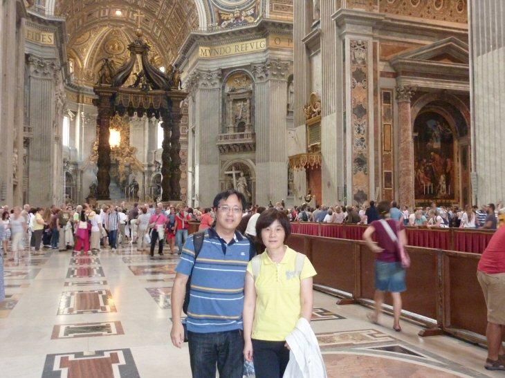 バチカン大聖堂