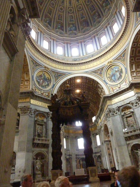 バチカン大聖堂9