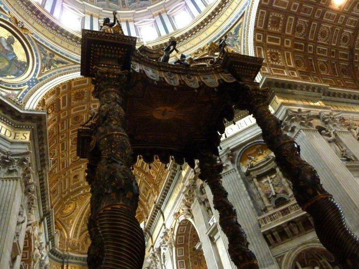 バチカン大聖堂7