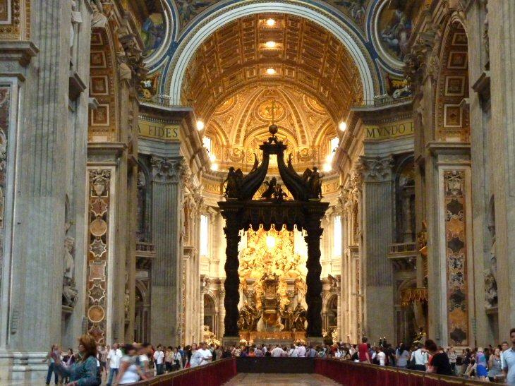 バチカン大聖堂16