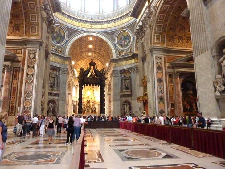 バチカン大聖堂15