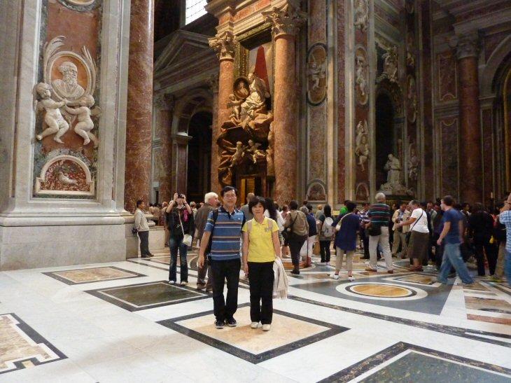 バチカン大聖堂13