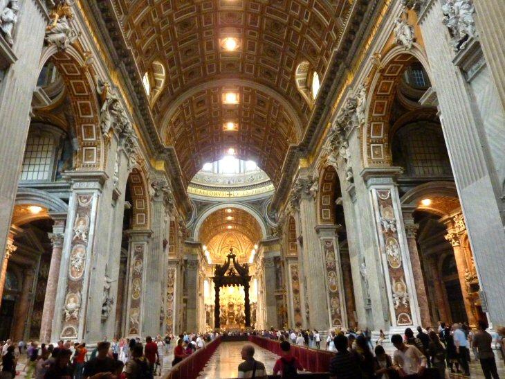 バチカン大聖堂19