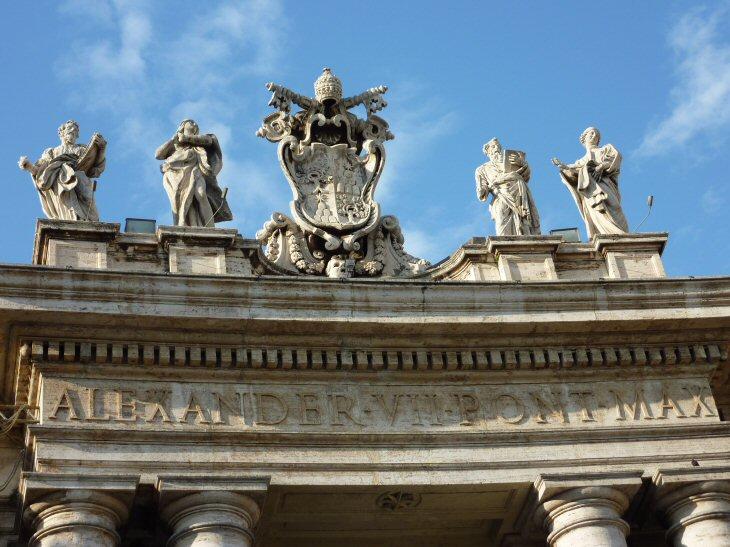 バチカン大聖堂23