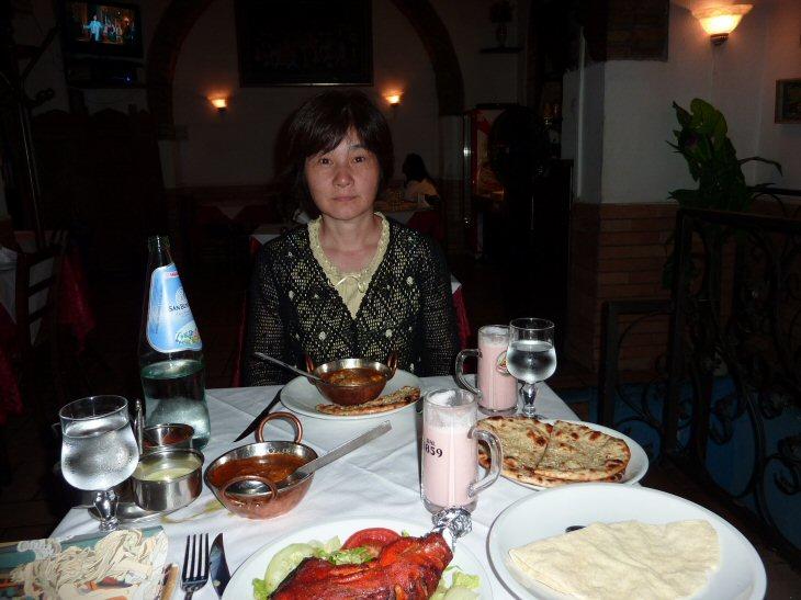 インド料理1P1110645