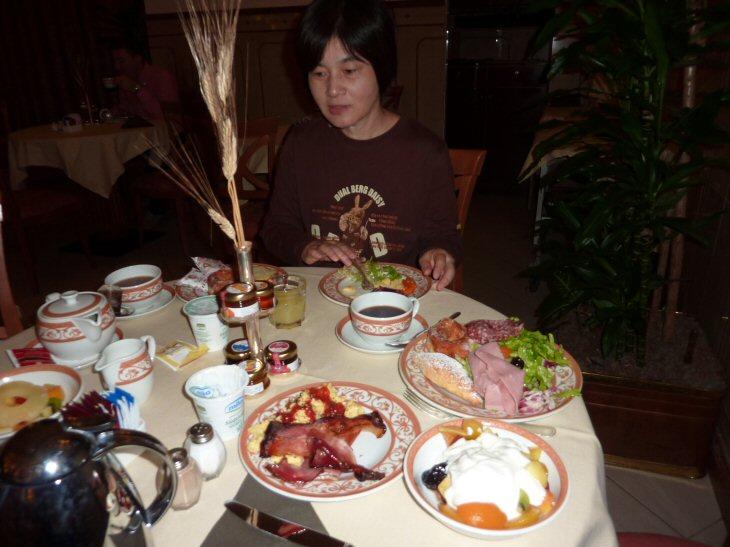 朝食9212P1120119