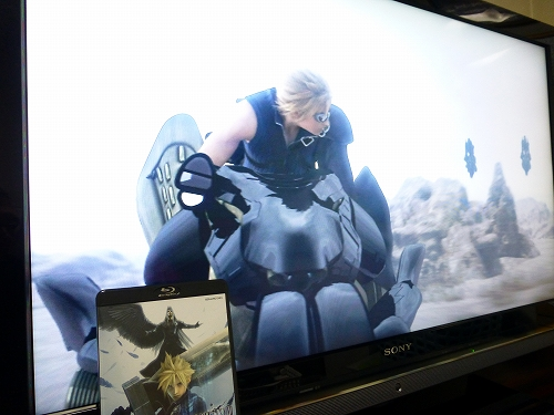FINAL FANTASY VII ADVENT CHILDREN COMPLETE (2)