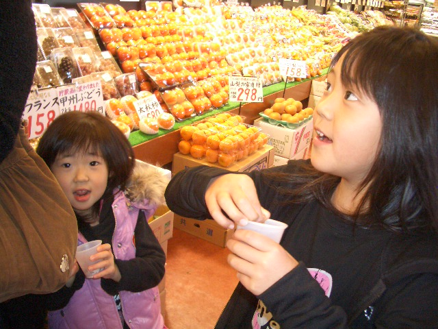 試食販売・JA祭り 009