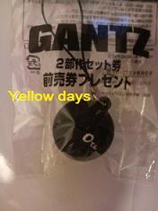 GANTZ3
