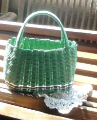 緑色BAG1