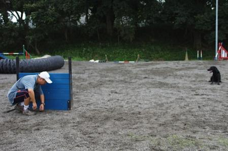 訓練用障害