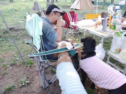 キャンプ 八ヶ岳