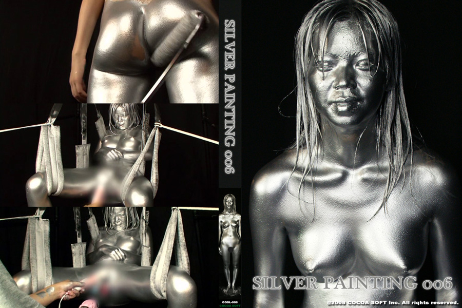 SILVER PAINTING006