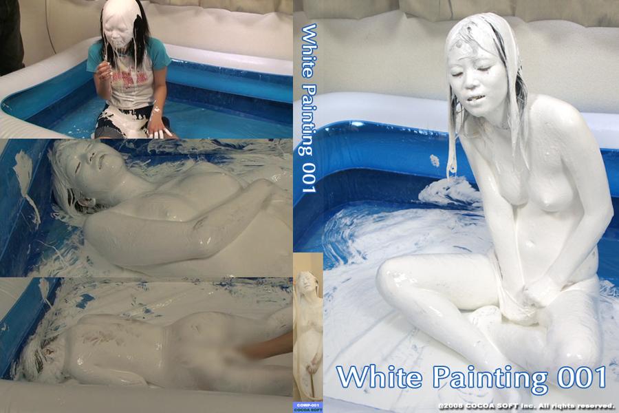 White Painting001